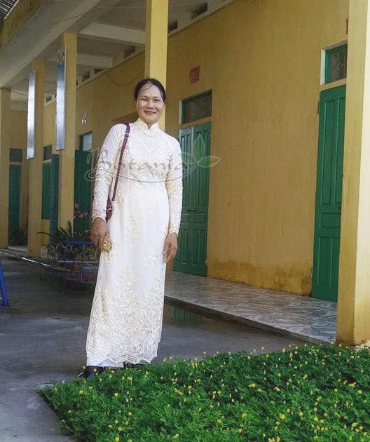 Cô Đặng Thị Bích Dư ( 58 tuổi), đội 8, Nghĩa Tân, Nghĩa Hưng, Nam Định