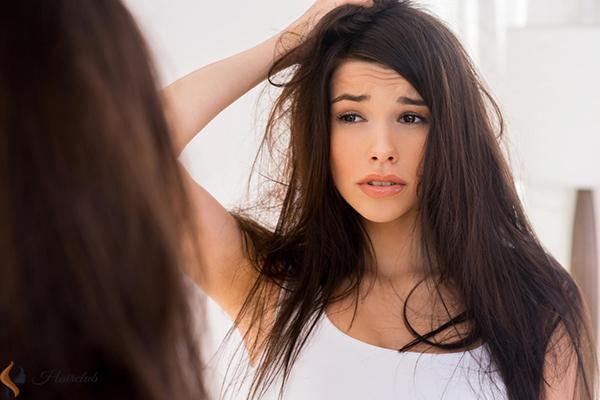 4 Các cách chữa rụng tóc cho da đầu dầu