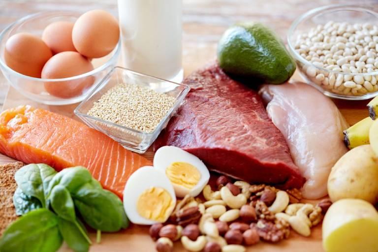 Thực phẩm gây tăng acid uric máu